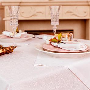 Набор столового белья White roses
