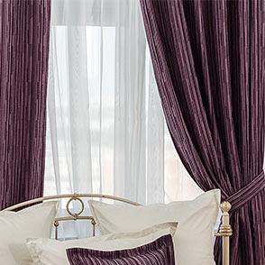 Готовые шторы Марчелло лиловый