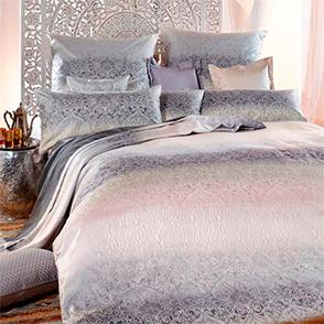 Комплект постельного белья Curt Bauer Soraya muskat (серебро)