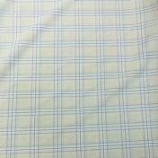 TD01389-Костюмная-ткань-Полоска-голубая-на-оливковом-Коорея-150-2