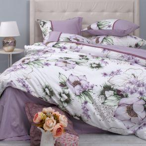 Комплект постельного белья Satin-Эдельвейс-2020-1